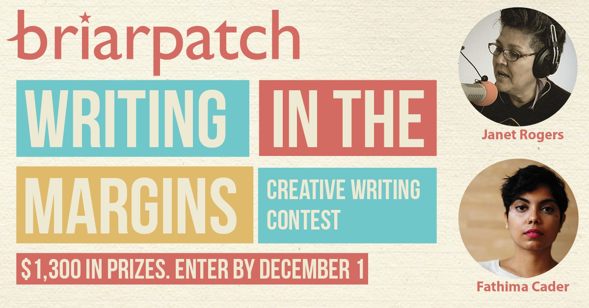 poetry institute of canada creative writing contest Creative writing writing contests  the prize is awarded annually to the best poetry manuscript by an emerging canadian  the contest is open to writing in.