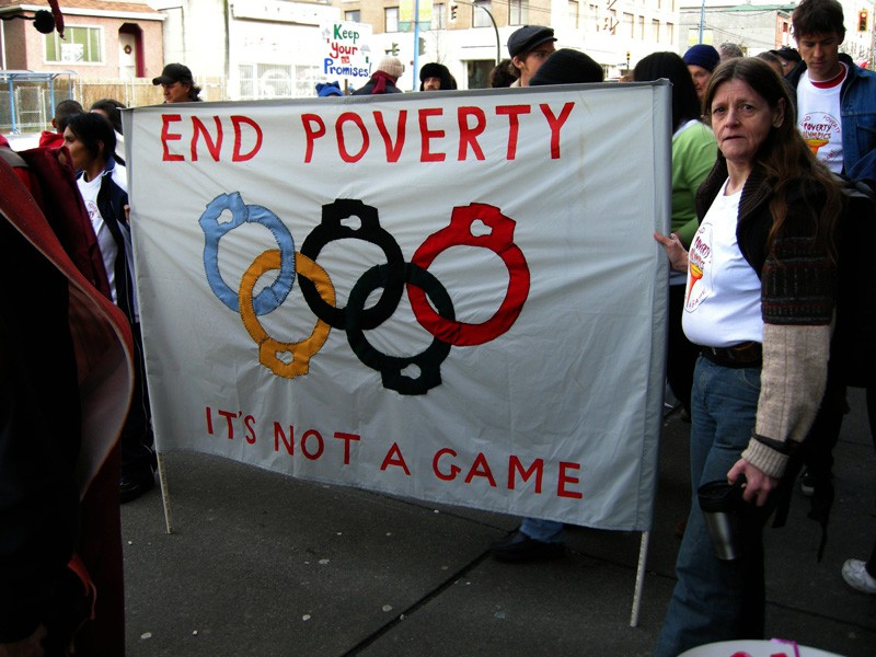 2010 vancouver olympics sex trafficking