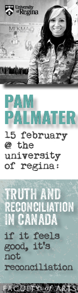 U of R Palmater event Feb 2018