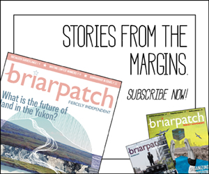 Briarpatch - From the Margins